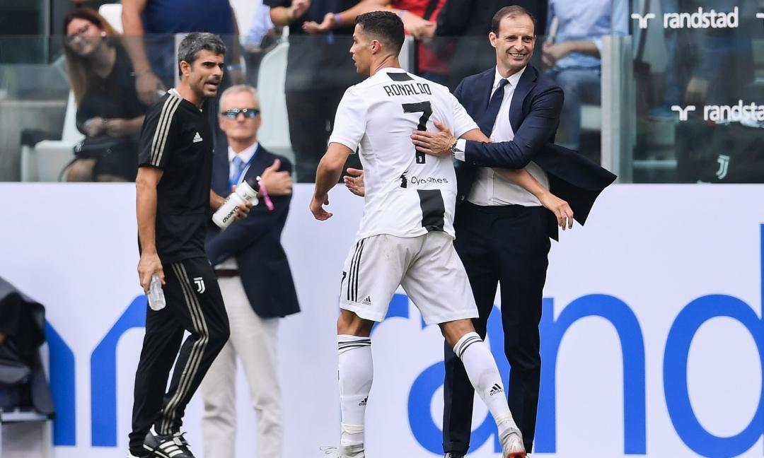 Ronaldo sì, la Juve no