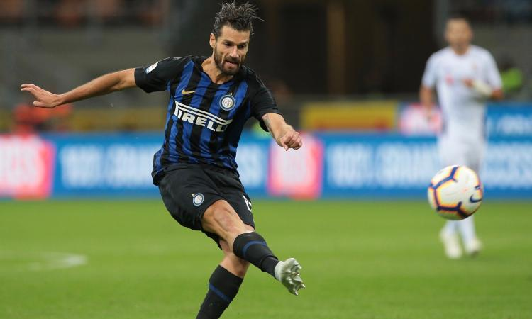 Inter-PSV, Spalletti pensa a Candreva e Politano può cambiare ruolo