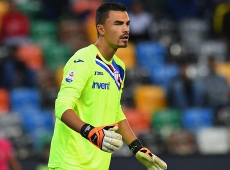 Dischetto rosso per la Sampdoria, ma è super Audero: il Cagliari sbatte contro la miglior difesa del campionato