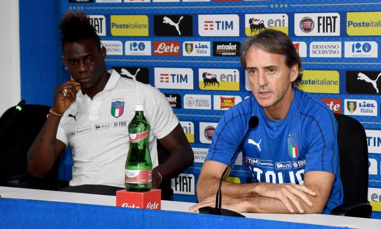 Balotelli e il dispetto di Mancini