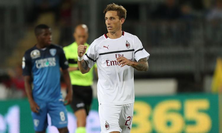 Biglia: 'Grazie Milan per avermi confermato. Inter? I derby si vincono'