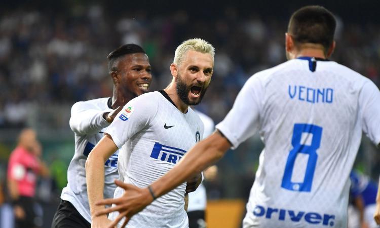 Questa Inter può ancora essere l'anti-Juve. Brozovic più forte del Var