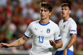 Caldara aspetta Italia