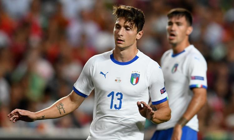 Caldara rimandato in Nazionale, ma il Milan non ha dubbi: si aspetta l'ora X