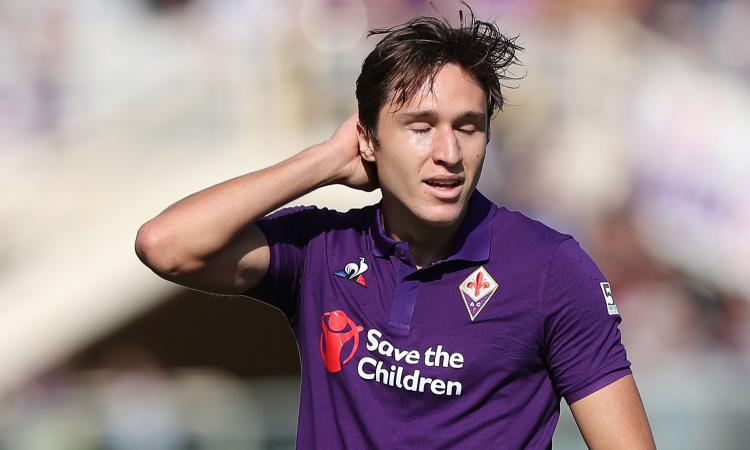 Inter, assalto a Chiesa: la richiesta della Fiorentina