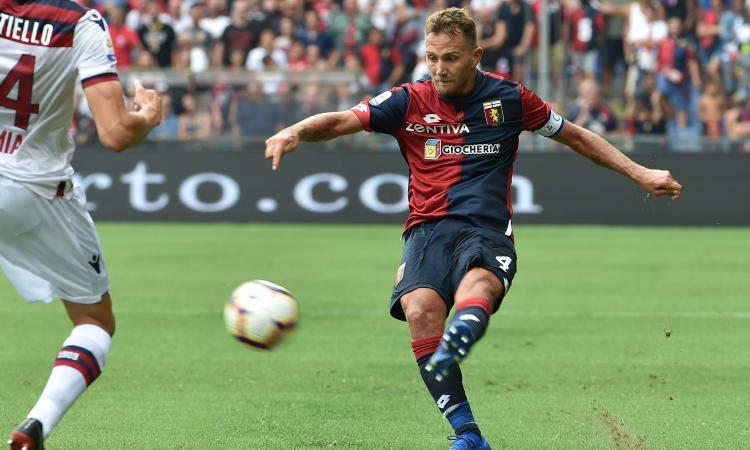 Genoa, attenzione alle condizioni di due difensori