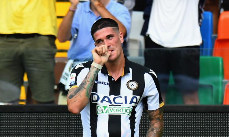 Udinese, De Paul vuole andare all'Inter
