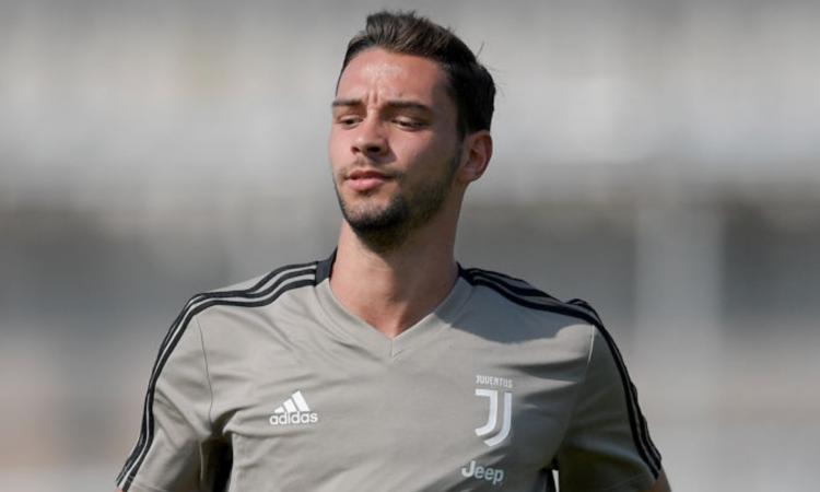 Juve, De Sciglio pronto all'esordio stagionale