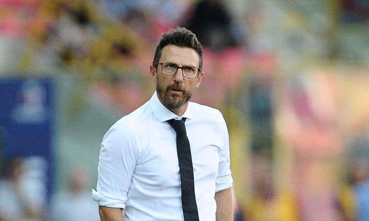 Roma, Di Francesco: 'La squadra ha tanti problemi. Ora dobbiamo solo stare zitti'