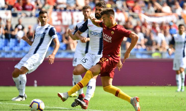 Roma-Chievo 2-2: il tabellino