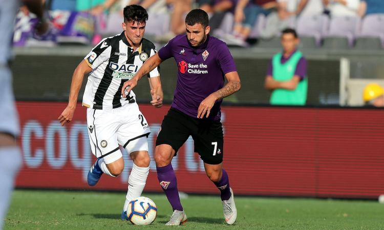 Udinese, Pussetto: 'Qui sto bene, voglio diventare come Cuadrado'