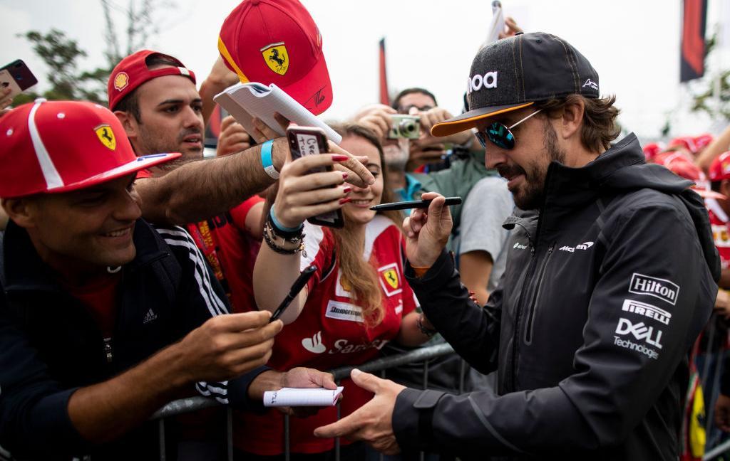 2005, Mondiale F1. Fernando Alonso, 24 anni campione precoce