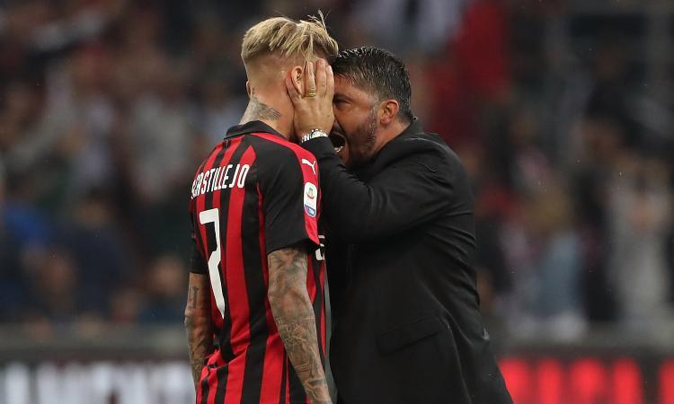 Jesus, Skippy, l'Animale e il Nano: Milan, Gattuso dà i soprannomi ai suoi