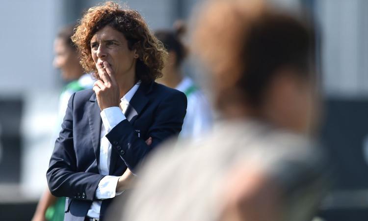 Juve, le Women volano ai quarti di Coppa Italia