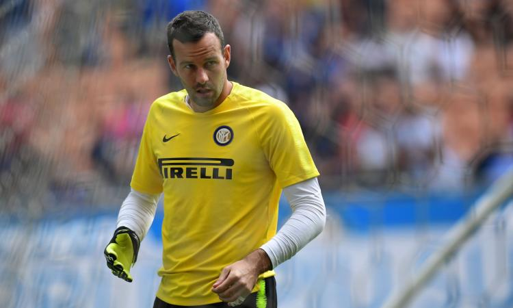 Handanovic miglior portiere d'Europa, ma l'Inter cerca il sostituto: tutti i nomi