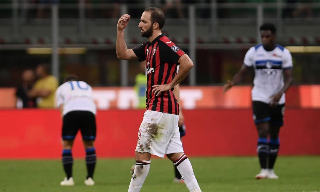 Il Milan e la trappola Higuain