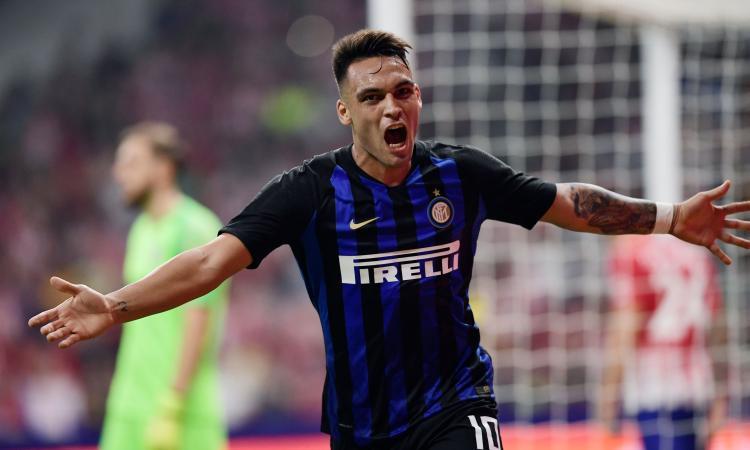 Inter, Lautaro Martinez: 'Penso al recupero per tornare al migliore dei modi'