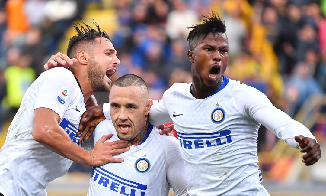 L'Inter di Nainggolan è l'anti Juve