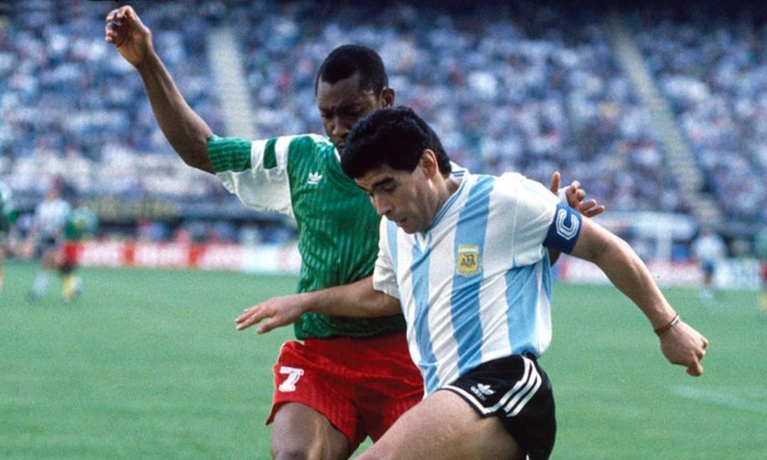 SUBLIMAZIONE: Maradona, Platini e Baresi!