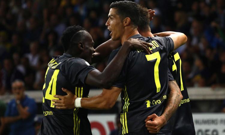 Juve, Matuidi racconta Ronaldo: 'Favoloso, dopo Manchester mi ha detto...'