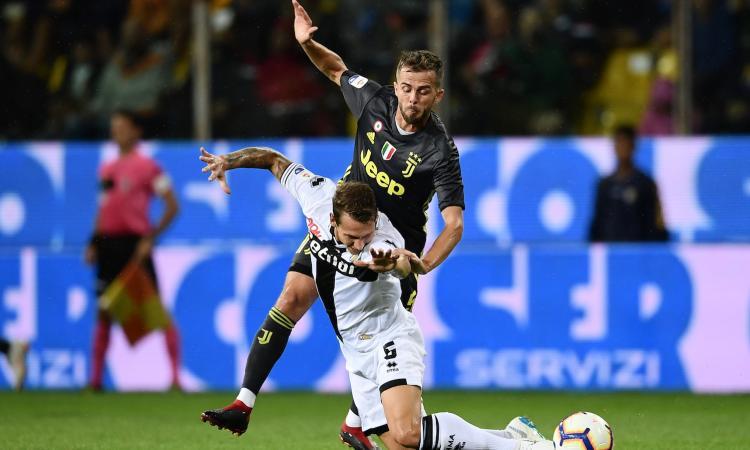 Chiesa a CM: 'Cuadrado e Pjanic da rosso, giusto annullare il gol di Nzonzi'