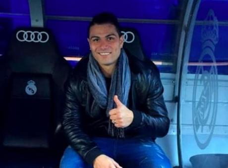 'Mi chiamo Gianfranco ma per tutti sono CR7': a CM la storia del sosia di Ronaldo