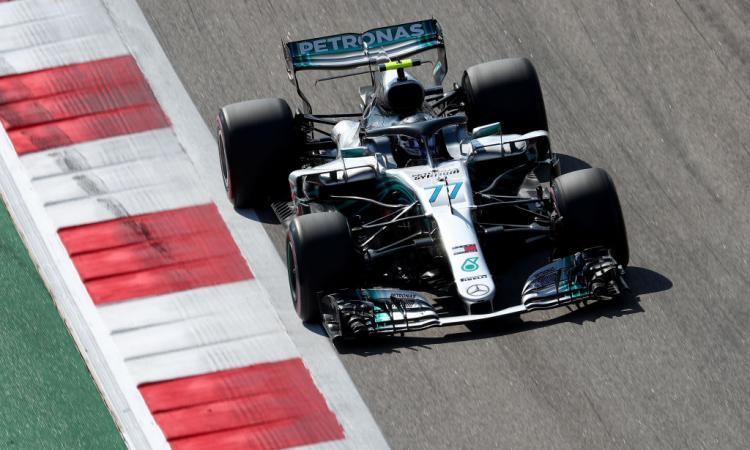 Formula 1, Russia: Bottas-Hamilton, dominio Mercedes! Rimandate le Ferrari!