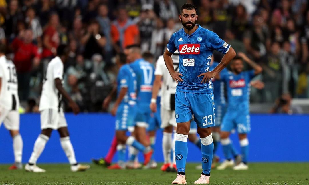 Napoli-Juve: se questo è il meglio, che tristezza la Serie A