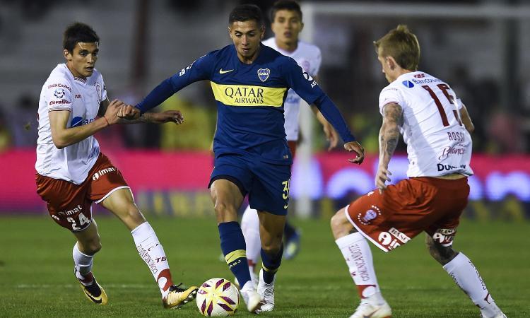Inter, non solo Lautaro: occhi su Almendra,  'il nuovo Riquelme' del Boca