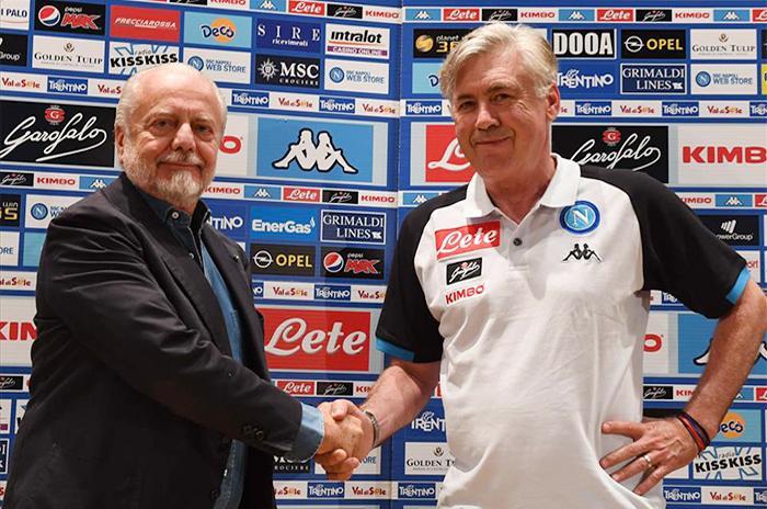 """Perché molti """"tifosi"""" Napoletani non meritano Ancelotti"""