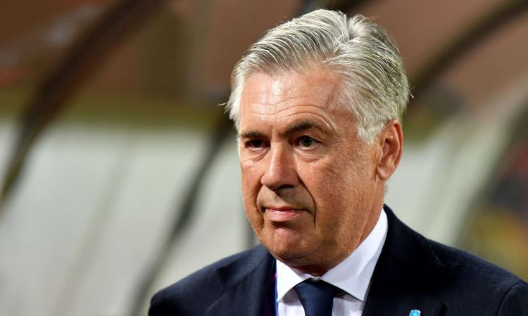 De Laurentiis: 'Ancelotti come Ferguson, lo voglio al Napoli a vita'