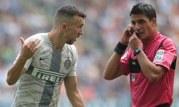 Chiesa a CM: 'All'Inter manca un rigore netto, Gagliardini da rosso. Torino? Valeri ha fatto un errore da dilettante'