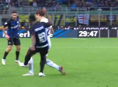 Chiesa a CM: 'Asamoah da rosso e il rigore per l'Inter non c'era. Su Piatek...'