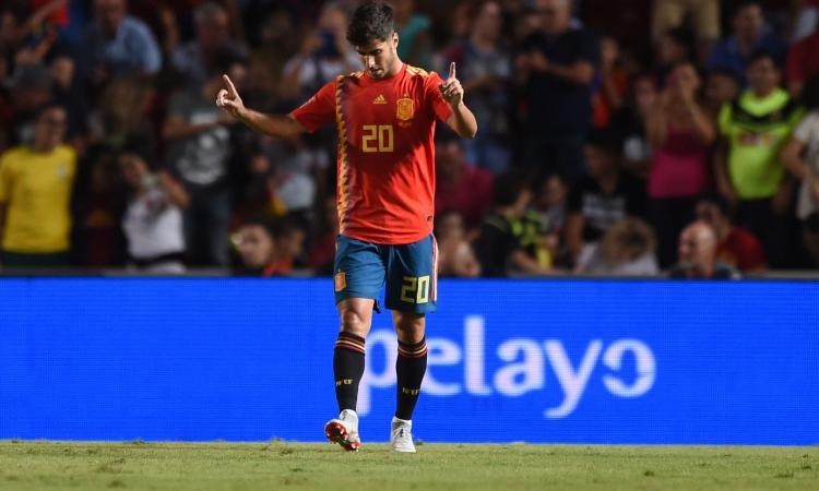 Real Madrid, Asensio: 'Ronaldo via? Per me non cambia niente'