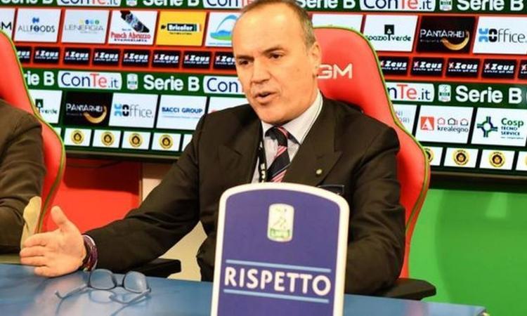 Balata: 'Serie B a 19 squadre senza forzature'