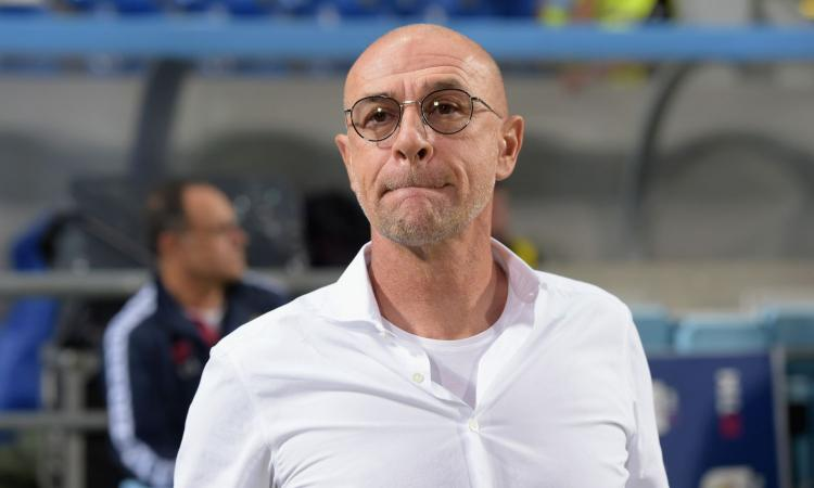 Genoa, Ballardini: 'Sandro non ci sarà, Marchetti è un gran portiere'