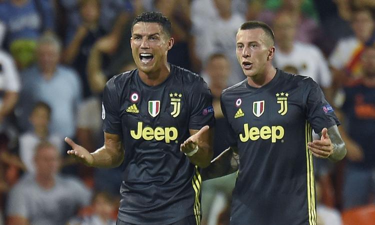 Juve, ottimismo per la squalifica di Ronaldo: probabile una sola giornata