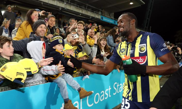 Del Bosque: 'Bolt? Deve fare il terzino'
