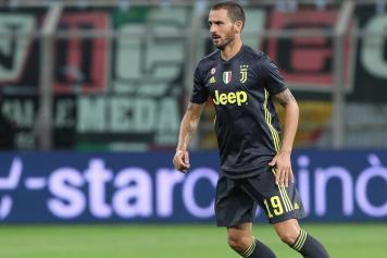 Juventus Release Squad For Parma No Bonucci Or Chiellini English