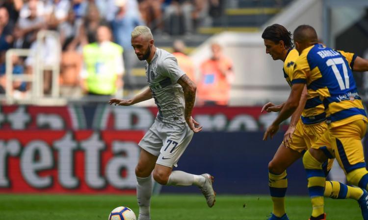 Inter, regia piatta e gioco senza guizzi: Brozovic è ovunque, ma non basta più