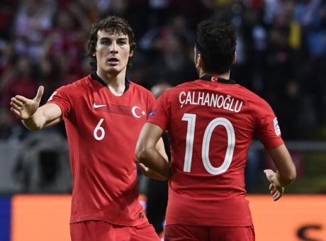Calhanoglu incanta con la Turchia: Milan, è lui l'uomo Champions