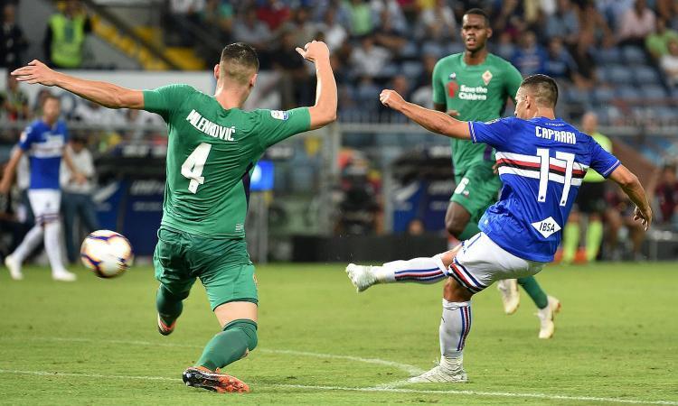 La Fiorentina non è ancora sbocciata. Caprari da Nazionale, visto Mancini?