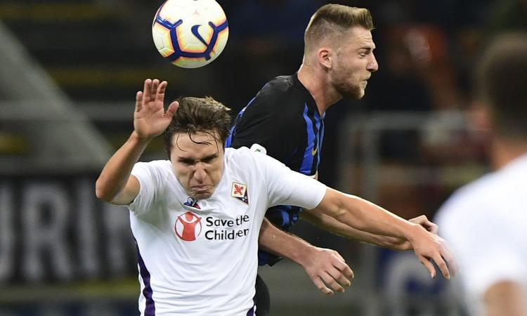 Inter-Fiorentina, le pagelle di CM: Icardi si sblocca, Chiesa è una furia