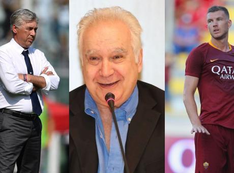 Sconcerti: 'Juve-Napoli, Ancelotti non è Sarri. Dzeko è il vero problema della Roma. Milan? Ha paura di se stesso'