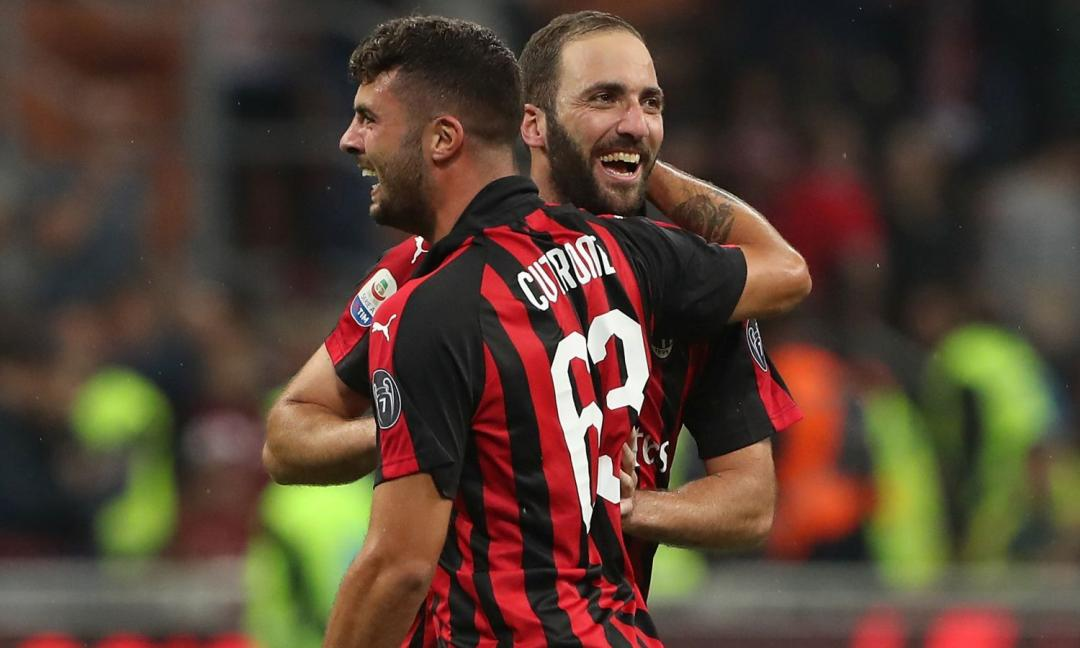 Cutrone: dalla panchina del Milan alla Nazionale