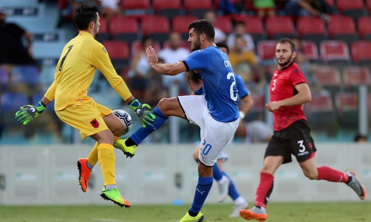 Milan, infortunio alla caviglia per Cutrone: da valutare per il Cagliari
