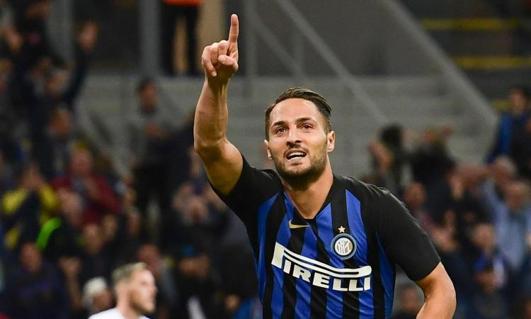 Terza Maglia Inter Milan DANILO D'AMBROSIO