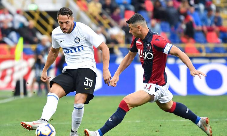 Inter: D'Ambrosio recuperato, Vrsaljko ancora no. E Lautaro Martinez scalpita