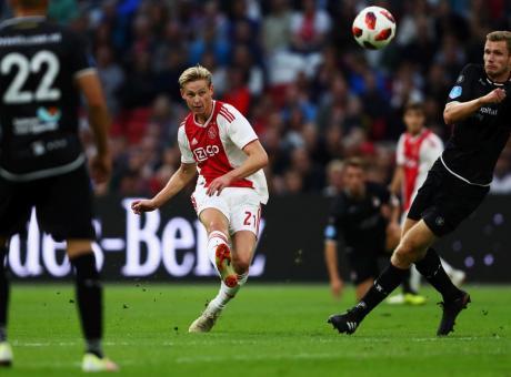 Ajax: tra Barcellona e PSG, un regista ha una preferenza