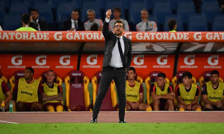 Roma, le pagelle di CM: Di Francesco perché cambiare? Kolarov va in tilt